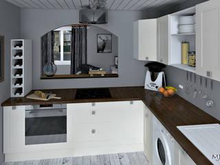 MJ Intérieurs Kitchen