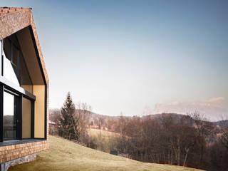 Am Steinbruch Moderner Balkon, Veranda & Terrasse von noa* - network of architecture Modern