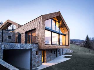 Am Steinbruch Moderne Häuser von noa* - network of architecture Modern