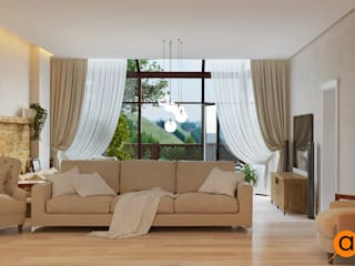 Artichok Design Living room