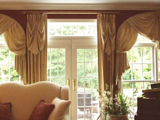 Arched Window Treatments:   by Top Window Cleaners