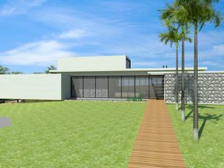 Modern houses by Arquitetura do Brasil Modern