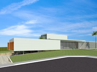 Arquitetura do Brasil Modern houses