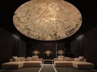Kino domowe: styl , w kategorii  zaprojektowany przez Concept