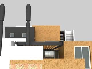 PROYECTO AMPLIACION VELOCCE-FUENTES -Bº PARQUE NORTE -L.H.:  de estilo  por M.i. arquitectura & construcción