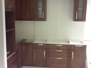 Muebles de Cocina Cocinas rústicas de Sql Amoblamientos de Cocina Rústico