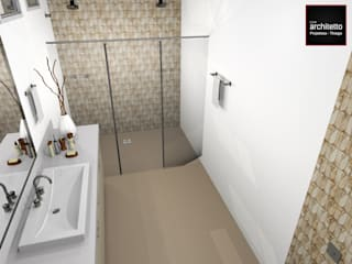 Modern bathroom by Loja Architetto Modern
