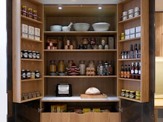 Roundhouse Pantries And Larders:   by Roundhouse