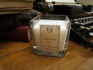 Luxury Candles di Esther's Essence Candles Classico