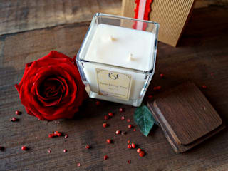 Romantic Candles di Esther's Essence Candles Classico