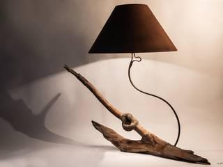 Lampe:  de style  par Libre-Art-Bitre