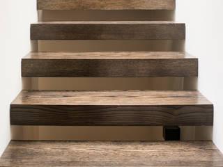 Casa em Sao Francisco - Pacific Heights Corredores, halls e escadas modernos por Antonio Martins Interior Design Inc Moderno