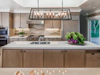Antonio Martins Interior Design Inc Moderne Küchen