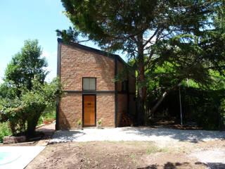 Casas de estilo  por Arcubo arquitectos