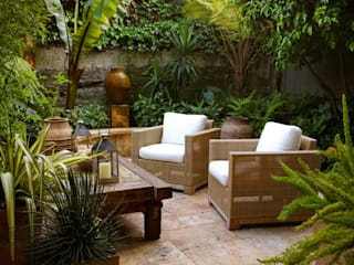 Antonio Martins Interior Design Inc Jardin original