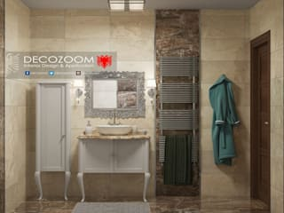 DECOZOOM INTERIOR DESIGN BathroomDecoration Kayu White