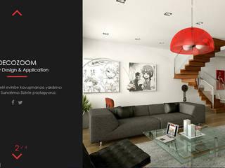DECOZOOM INTERIOR DESIGN Hotel Modern Kayu Wood effect