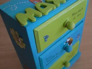 Mini commode Souvenirs de naissance personnalisée:  de style  par Mes Pti Pots & Cadeaux