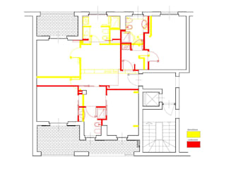 Maisons de style  par Architetto Alberto Colella, Moderne