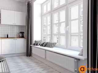 scandinavische Keuken door Art-i-Chok
