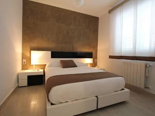 Ribaroja Dormitorios de estilo moderno de MOBIMAR INTERIORISMO Moderno