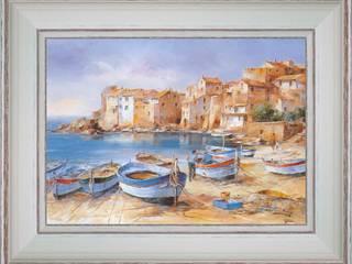 Port de pêche:  de style  par PROVENCE DISTRIBUTION - ATELIER ARTUS
