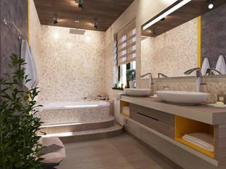 Ванная комната: Ванные комнаты в . Автор – SKILL