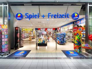 Spiel + Freizeit Vedes in Heidelberg, Deutschland:  Ladenflächen von Oktalite Lichttechnik GmbH