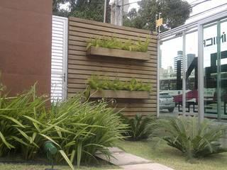 Tropical style garden by Marcos Assmar Arquitetura | Paisagismo Tropical