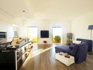 archielle Modern living room