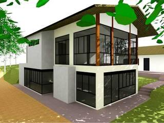 de Nádia Catarino - Arquitetura e Design de Interiores Minimalista