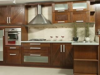 Más Proyectos. Cocinas rústicas de Sql Amoblamientos de Cocina Rústico