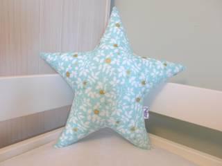 Coussin étoile pour la décoration Les Lutins Filous Chambre d'enfantsAccessoires & décorations