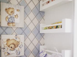 Classic style nursery/kids room by Duplex Interiores Classic