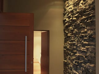 Minimalist Koridor, Hol & Merdivenler JORGELINA ALVAREZ I arquitecta I Minimalist