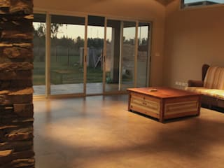 JORGELINA ALVAREZ I arquitecta I Salas de estar minimalistas
