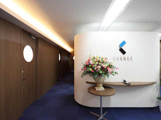 bureau C の 株式会社伏見屋一級建築士事務所 モダン