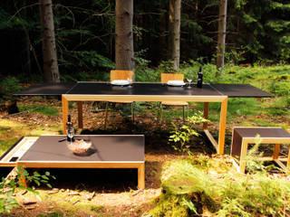 3Heit_Abschlussarbeit 2013: modern  von fialkowske design,Modern