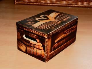 Waldbär Holzdesign HouseholdStorage Kayu