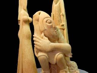 de Jean-Pierre COLLIER Sculpteur Ecléctico
