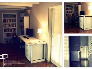Muebles a Medida:  de estilo  por Palmisano Muebles