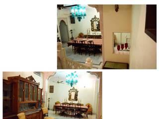 Interior Modern living room by Devyani Kumari Lifestyle & Designs Modern
