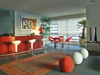 ห้องนั่งเล่น โดย Elisabete Primati Arquitetura, โมเดิร์น