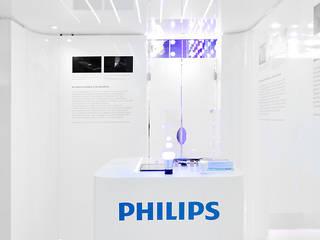 Philips Brand Cube :  Messe Design von sbp - Seel Bobsin Partner