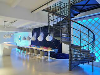 Covus Office Berlin:  Bürogebäude von sbp - Seel Bobsin Partner