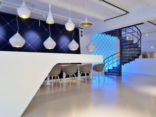 Covus Office Berlin Moderne Bürogebäude von sbp - Seel Bobsin Partner Modern