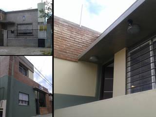Casa B_7026 Casas modernas: Ideas, imágenes y decoración de ELVARQUITECTOS Moderno