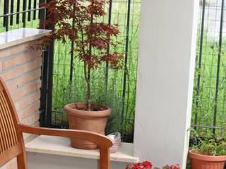 Outdoor - garden - esterni - giardino di Francesca Ianni architetto Classico