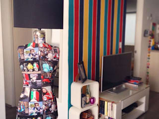 Salas multimedia de estilo moderno de Franko & Co. Moderno