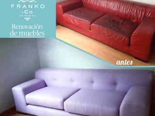 Salones de estilo moderno de Franko & Co. Moderno
